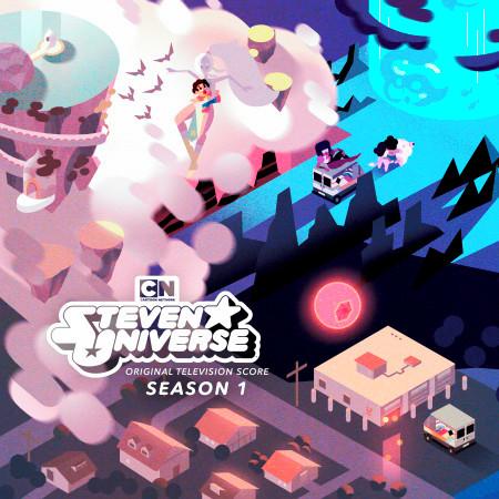 Steven Universe: Season 1 (Original Television Score) 專輯封面