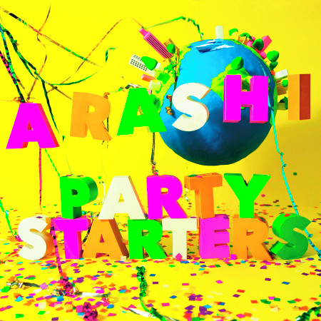 Party Starters 專輯封面