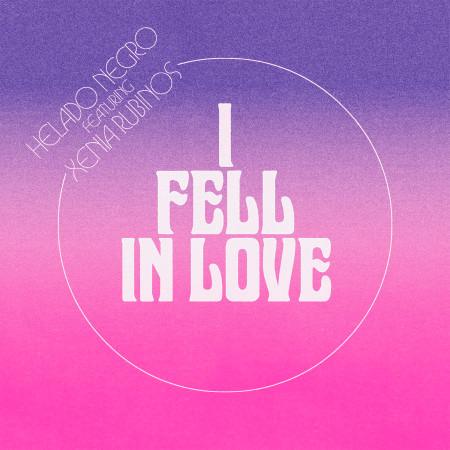 I Fell In Love 專輯封面