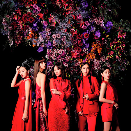 Red Dress 專輯封面