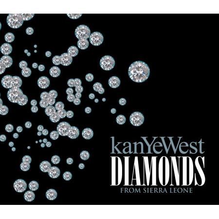 Diamonds From Sierra Leone 專輯封面