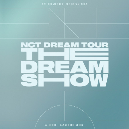 THE DREAM SHOW - The 1st Live Album 專輯封面