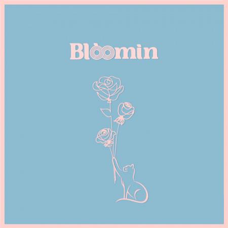 Bloomin 專輯封面