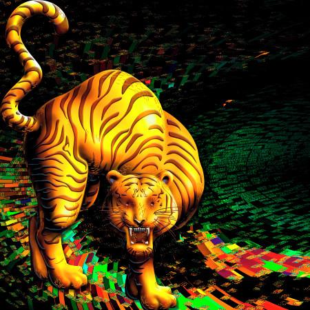 Tiger 專輯封面