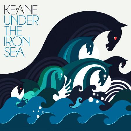 Under The Iron Sea 專輯封面