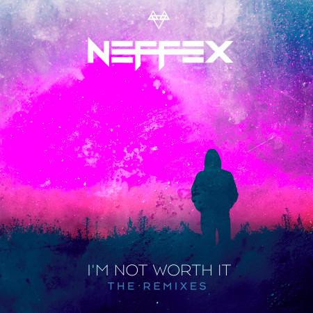 I'm Not Worth It (The Remixes) 專輯封面