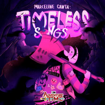 Marceline Canta: Timeless Songs (Versão 'em Português) 專輯封面