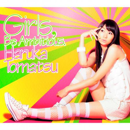 Girls, Be Ambitious. 專輯封面