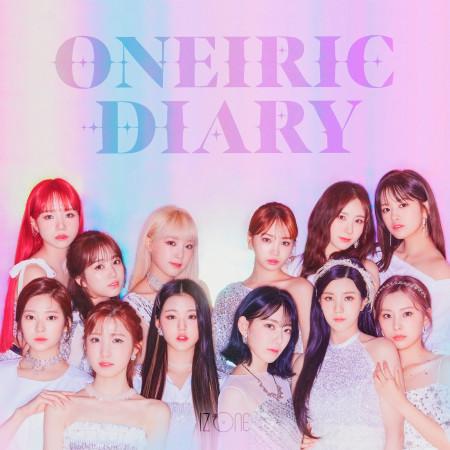 Oneiric Diary 專輯封面