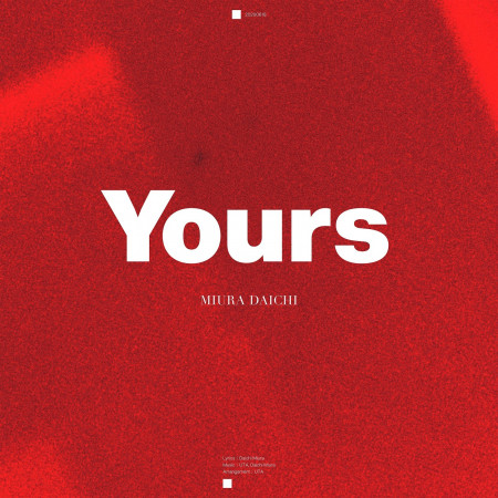Yours 專輯封面