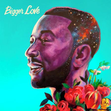Bigger Love 專輯封面