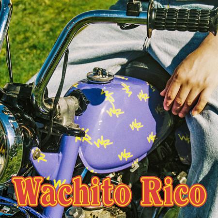 Wachito Rico 專輯封面