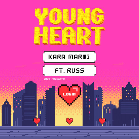 Young Heart 專輯封面