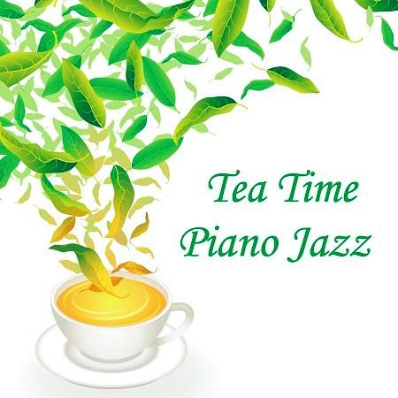爵士鋼琴下午茶 (Tea Time Piano Jazz) 專輯封面