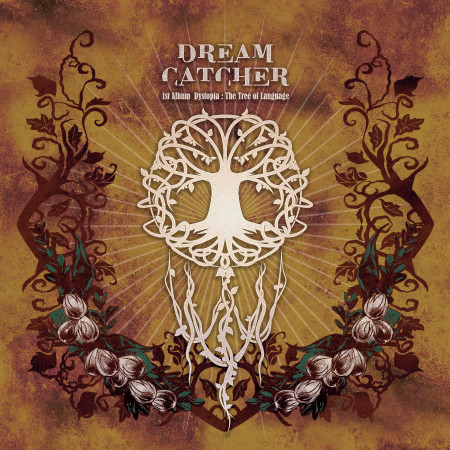 1st Album [Dystopia : The Tree of Language] 專輯封面