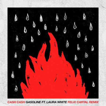 Gasoline (feat. Laura White) (Felix Cartal Remix) 專輯封面