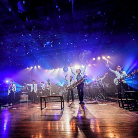 TOKYO SKA 30 LIVE 〜Paradise Unites Us All 專輯封面