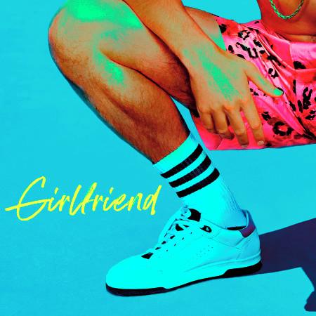 Girlfriend 專輯封面