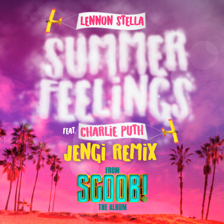 Summer Feelings (feat. Charlie Puth) (Jengi Remix) 專輯封面