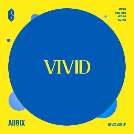 VIVID 專輯封面