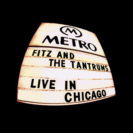Live In Chicago 專輯封面
