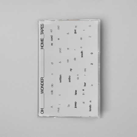 Home Tapes 專輯封面