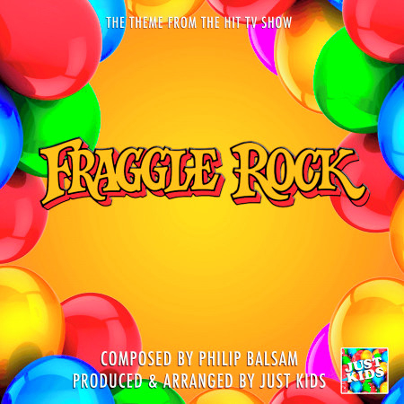 """Fraggle Rock (From """"Fraggle Rock"""") 專輯封面"""