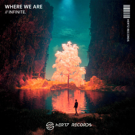 Where We Are 專輯封面