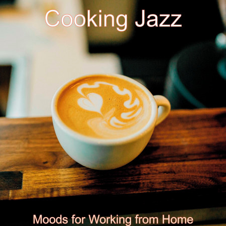 Moods for Working from Home 專輯封面