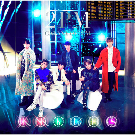 GALAXY OF 2PM 專輯封面