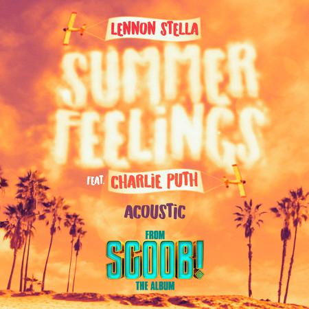 Summer Feelings (feat. Charlie Puth) (Acoustic) 專輯封面