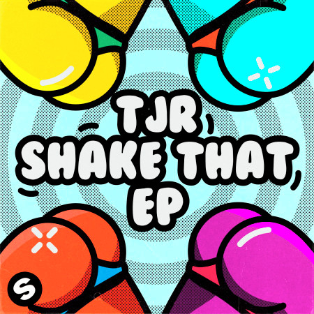 Shake That EP 專輯封面
