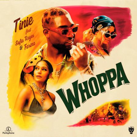Whoppa (feat. Sofia Reyes and Farina) 專輯封面