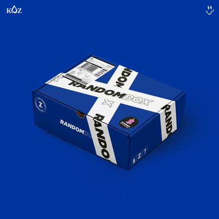 RANDOM BOX 專輯封面
