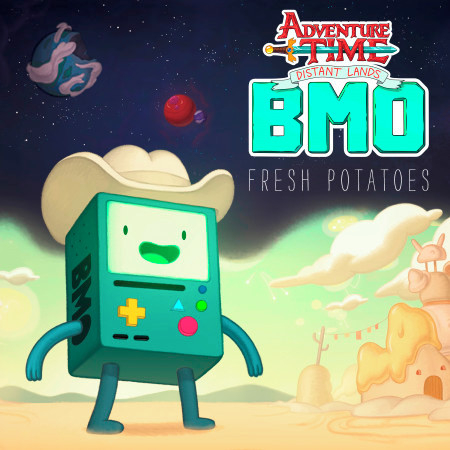 Fresh Potatoes (feat. Niki Yang) [From Adventure Time Distant Lands: BMO] 專輯封面