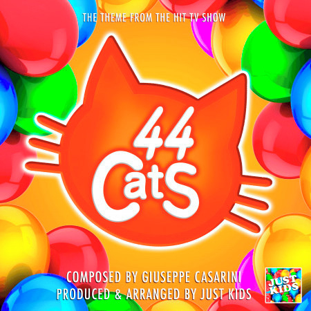 """44 Cats (From """"44 Cats"""") 專輯封面"""