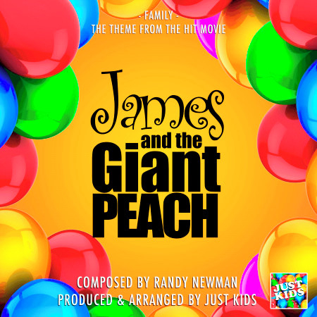 """Family (From """"James And The Giant Peach"""") 專輯封面"""