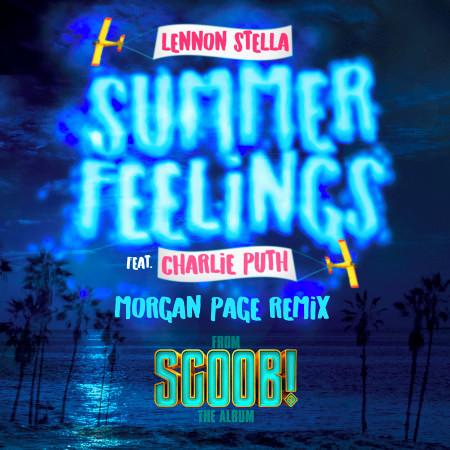 Summer Feelings (feat. Charlie Puth) (Morgan Page Remix) 專輯封面