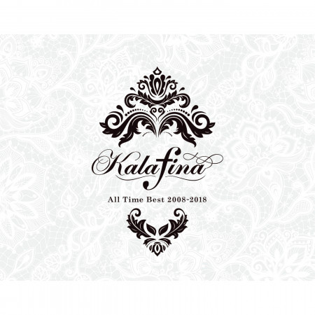 Kalafina All Time Best 20082018 專輯封面