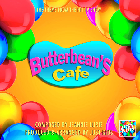"""Butterbean's Cafe (From """"Butterbean's Cafe"""") 專輯封面"""