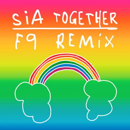 Together (F9 Remixes) 專輯封面