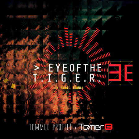 Eye Of The Tiger 專輯封面