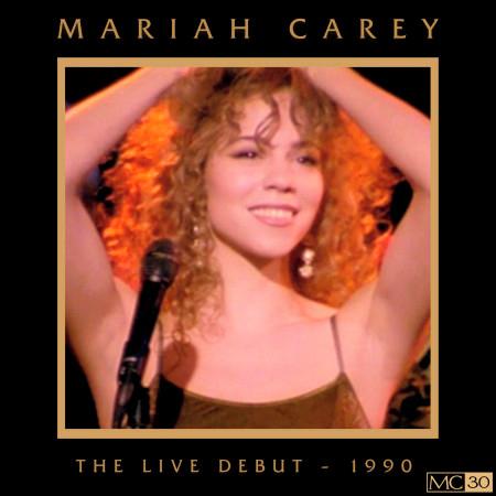 The Live Debut - 1990 專輯封面