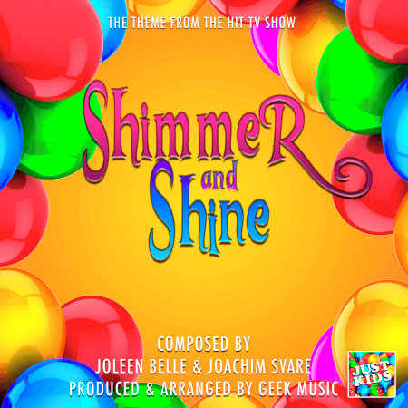 """Shimmer And Shine (From """"Shimmer And Shine"""") 專輯封面"""