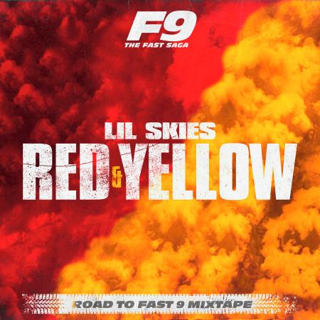 Red & Yellow 專輯封面