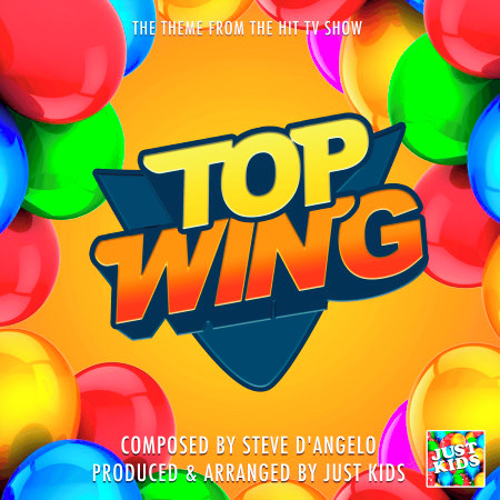 """Top Wing (From """"Top Wing"""") 專輯封面"""
