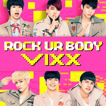Rock Ur Body 專輯封面