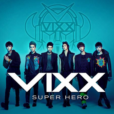 SUPER HERO 專輯封面