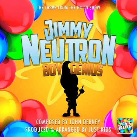 "Jimmy Neutron Boy Genius (From ""Jimmy Neutron Boy Genius"") 專輯封面"