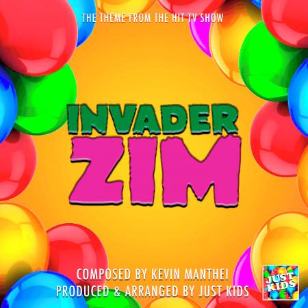 """Invader Zim (From """"Invader Zim"""") 專輯封面"""